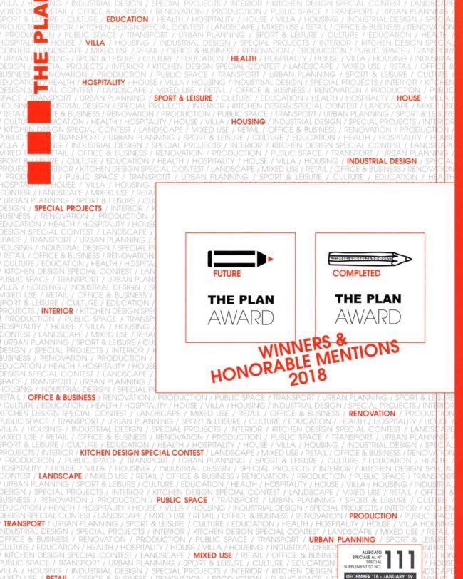 Progetto Vincitore del nella categoria-contest Interior (Future)